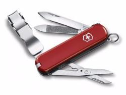 VICTORINOX NAILCLIP 580 ROUGE