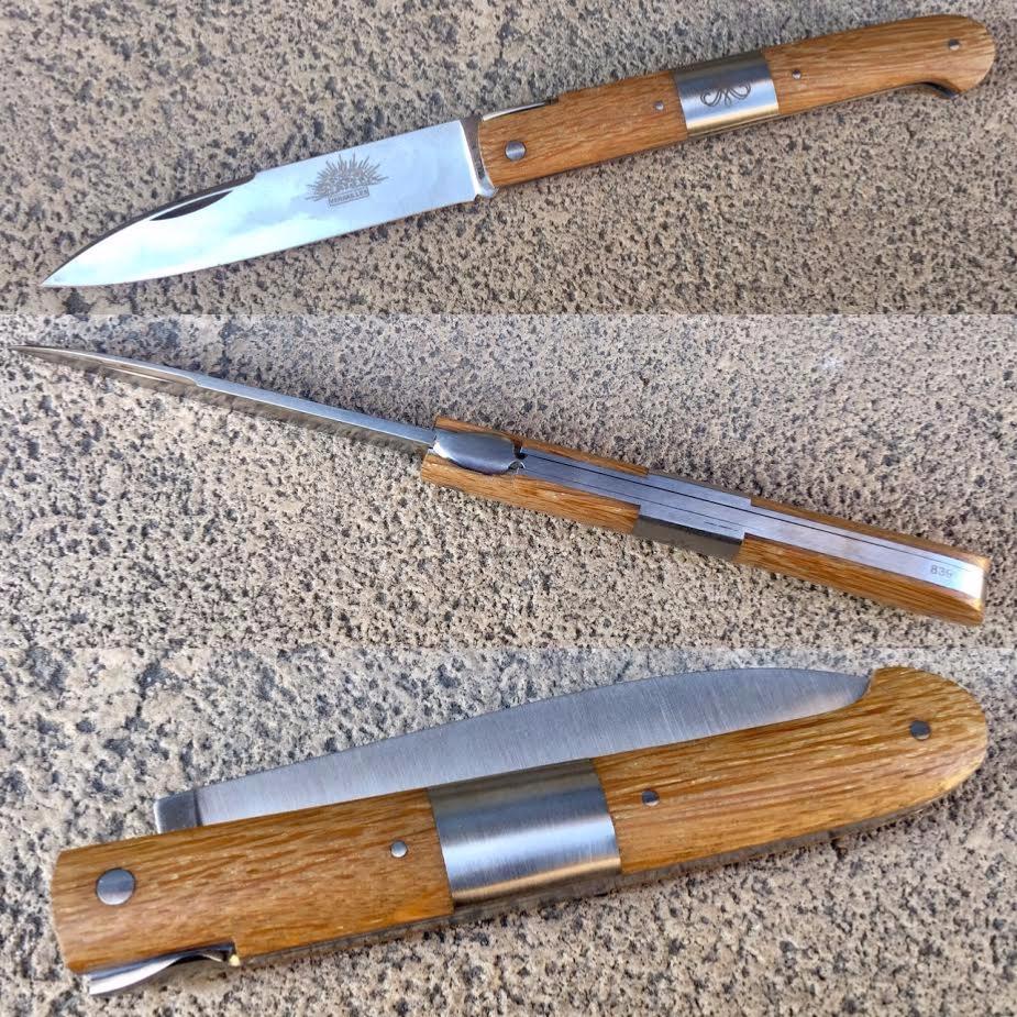 couteau dans le château le | rznky