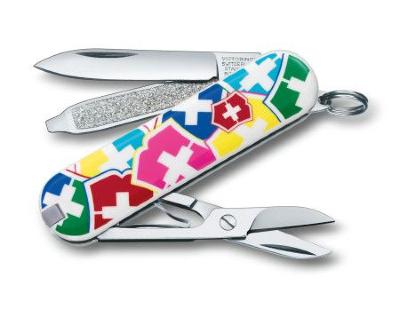 VICTORINOX CLASSIC LIMITED EDITION
