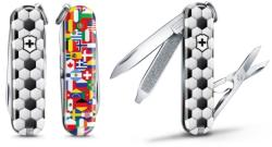 VICTORINOX CLASSIC ÉDITION LIMITÉE 2020 - WORLD OF SOCCER