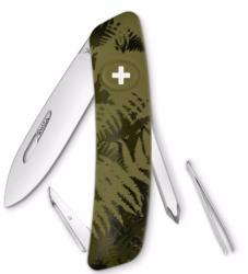 COUTEAU SWIZA MULTIFONCTIONS D02 SILVA KAKI CAMOUFLAGE