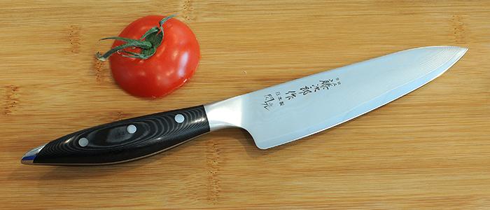 Couteaux de cuisine japonais tojiro - Couteaux de cuisine professionnel haut de gamme ...
