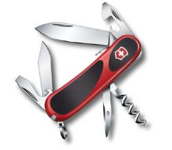 VICTORINOX EVOGRIP S101 - DELEMONT COLLECTION