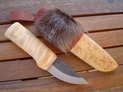 couteau nordique