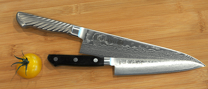 couteaux de cuisine japonais tojiro
