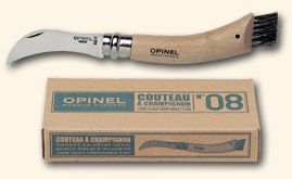 COUTEAU A CHAMPIGNON OPINEL N°8