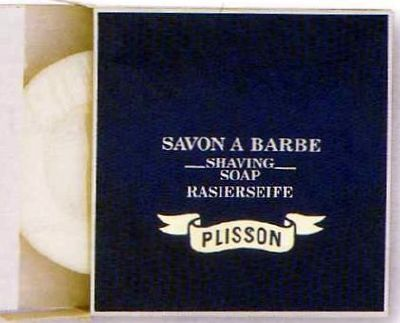 SAVON A BARBE PLISSON